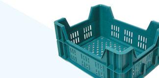 Pojemniki z tworzywa sztucznego do magazynowania i transportu